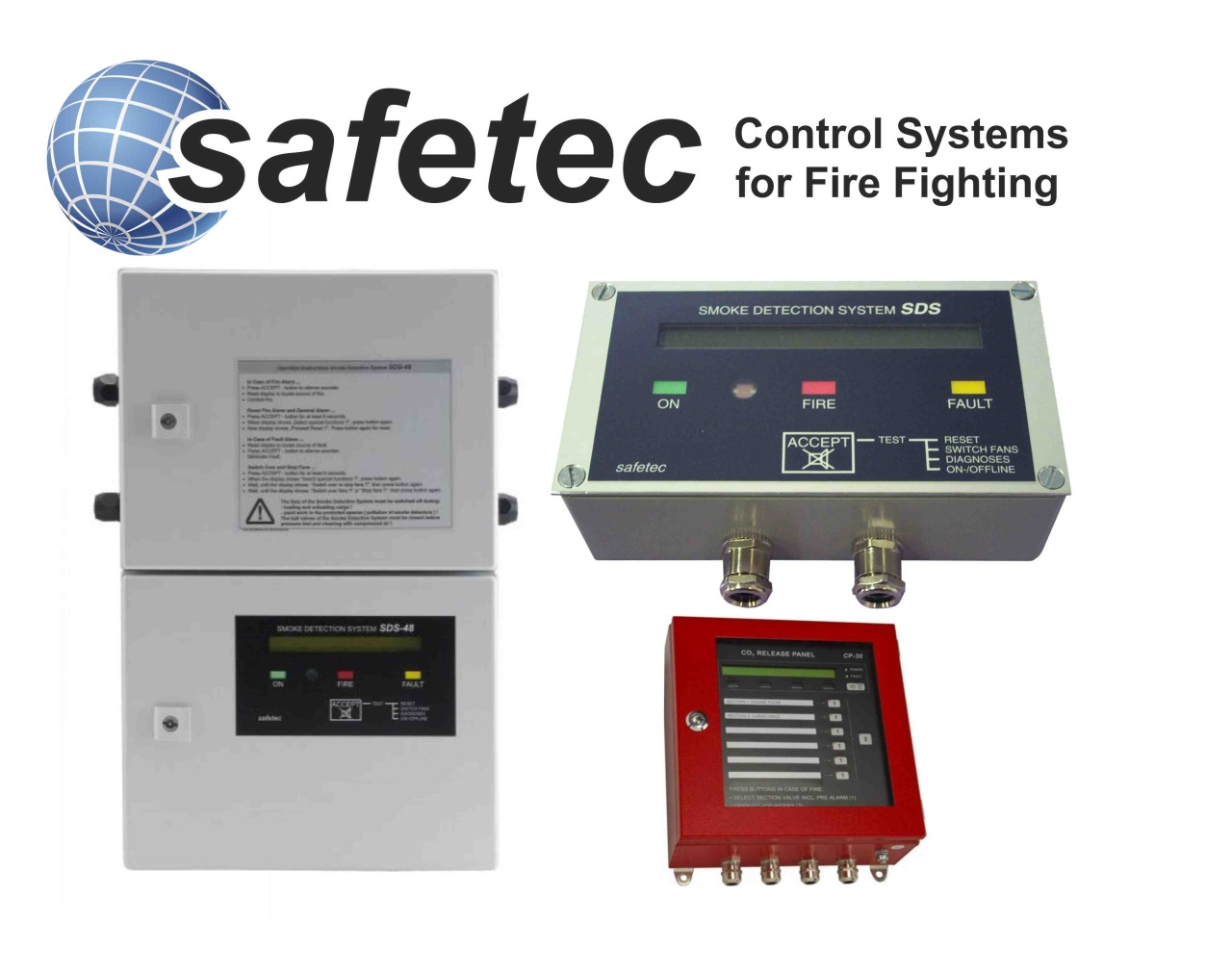 SAFETEC FIRE FIGHTING